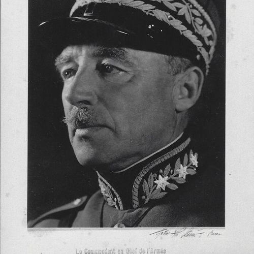 General Guisan (mit Widmung an die Geschwister von Steiger), 1941 | Camping MANOR FARM | Unterseen - Interlaken