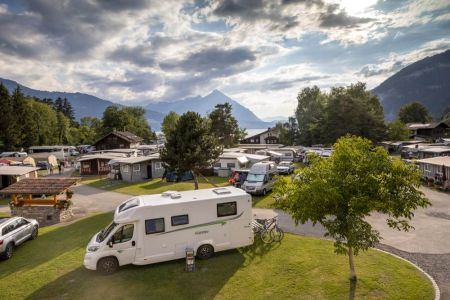 CAMPING MANOR FARM | INTERLAKEN-THUNERSEE | Galerie Übersicht 04