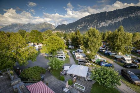CAMPING MANOR FARM | INTERLAKEN-THUNERSEE | Galerie Übersicht 11